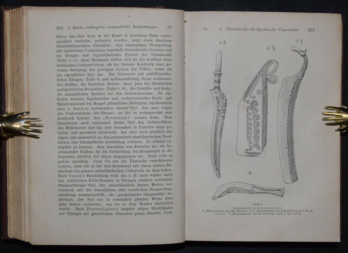ALPEN-REISEN 1882 - Anleitung zu wissenschaftlichen Beobachtungen.. - Alpinistik 2