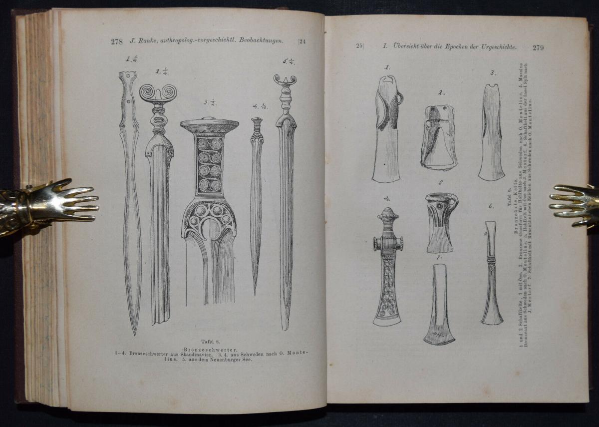 ALPEN-REISEN 1882 - Anleitung zu wissenschaftlichen Beobachtungen.. - Alpinistik 3
