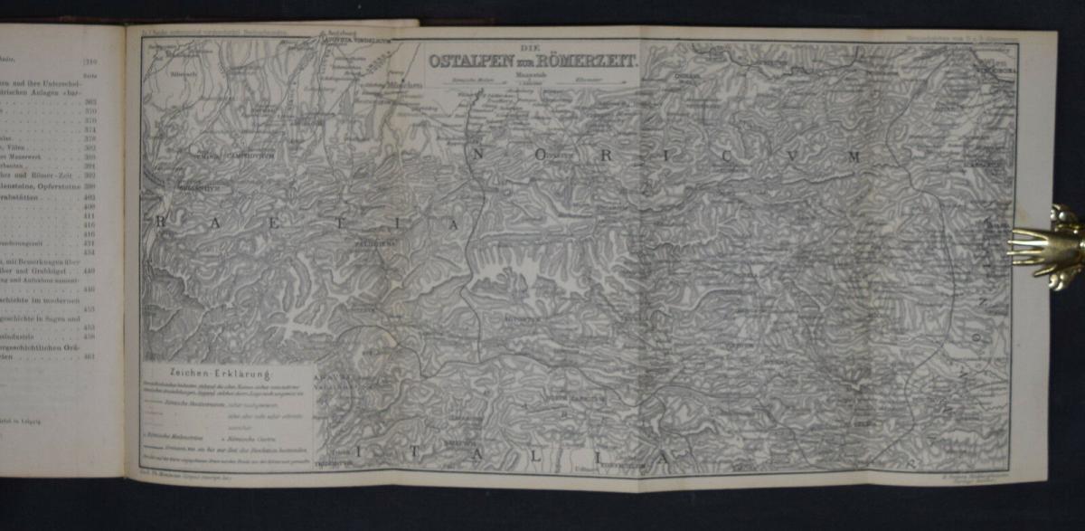 ALPEN-REISEN 1882 - Anleitung zu wissenschaftlichen Beobachtungen.. - Alpinistik 6