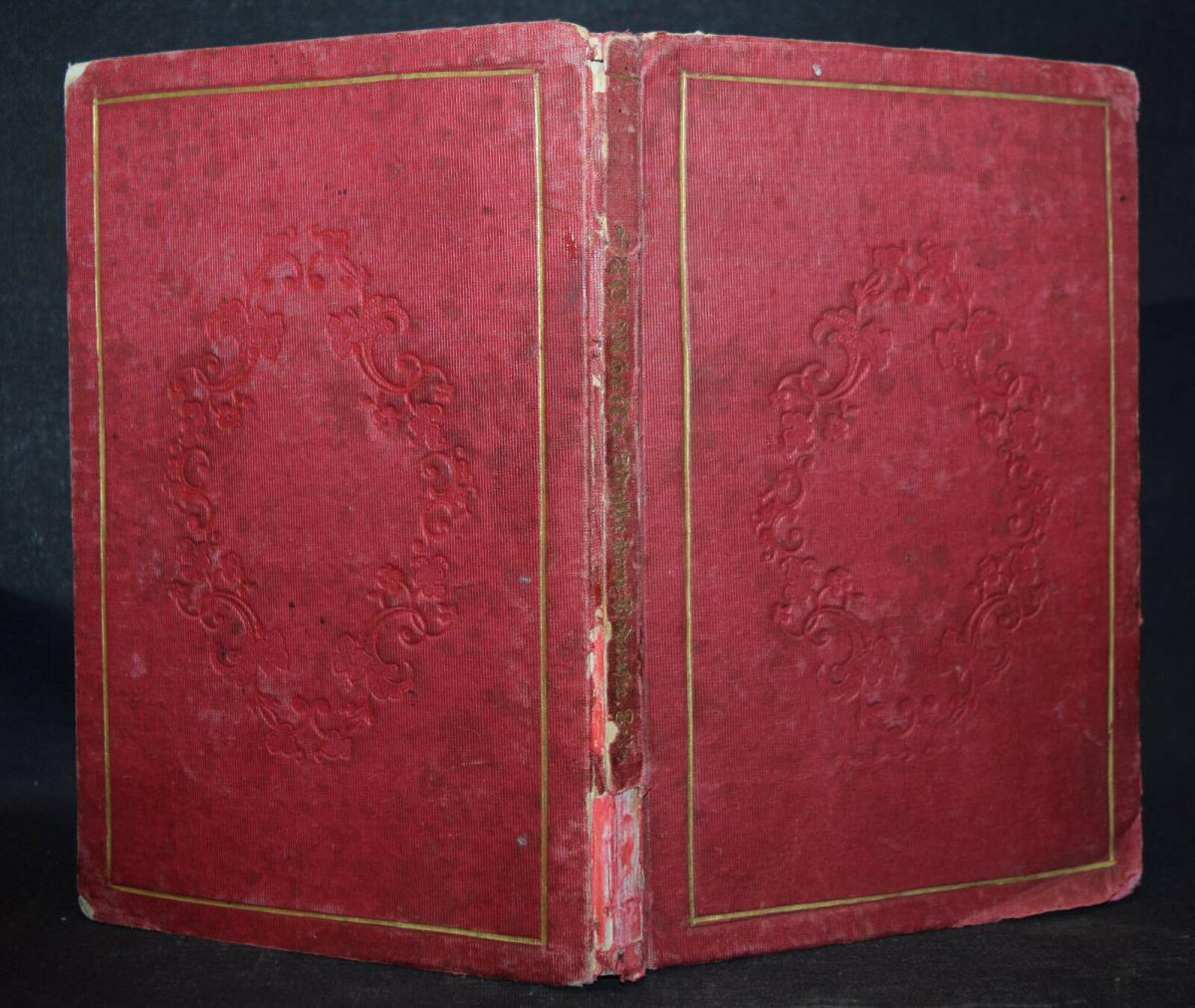 EDUARD MÖRIKE - IDYLLE VOM BODENSEE - 1846 - ERSTE AUSGABE 1