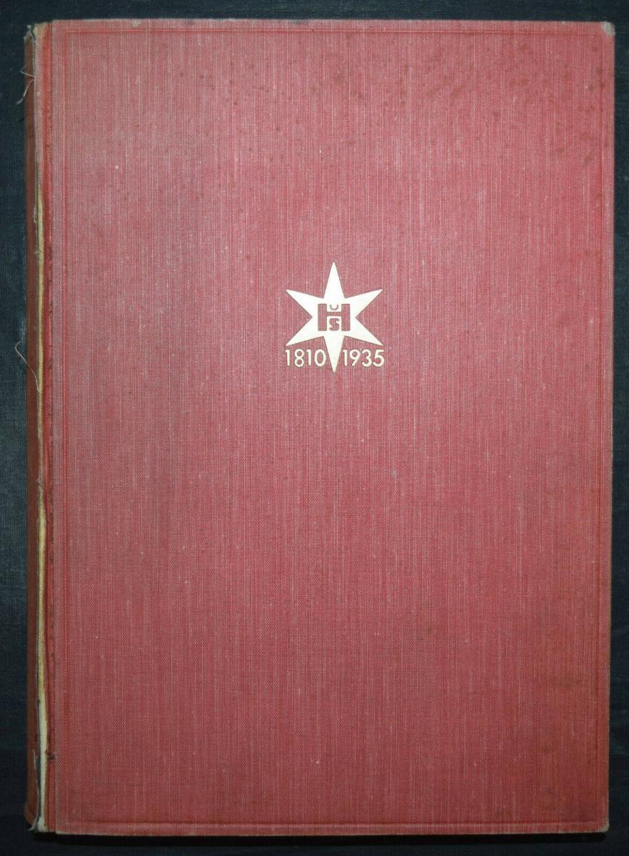 EISENBAHN - 125 JAHRE HENSCHEL - 1935 10