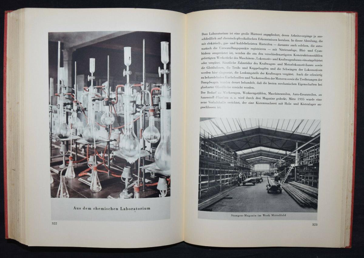 EISENBAHN - 125 JAHRE HENSCHEL - 1935 9
