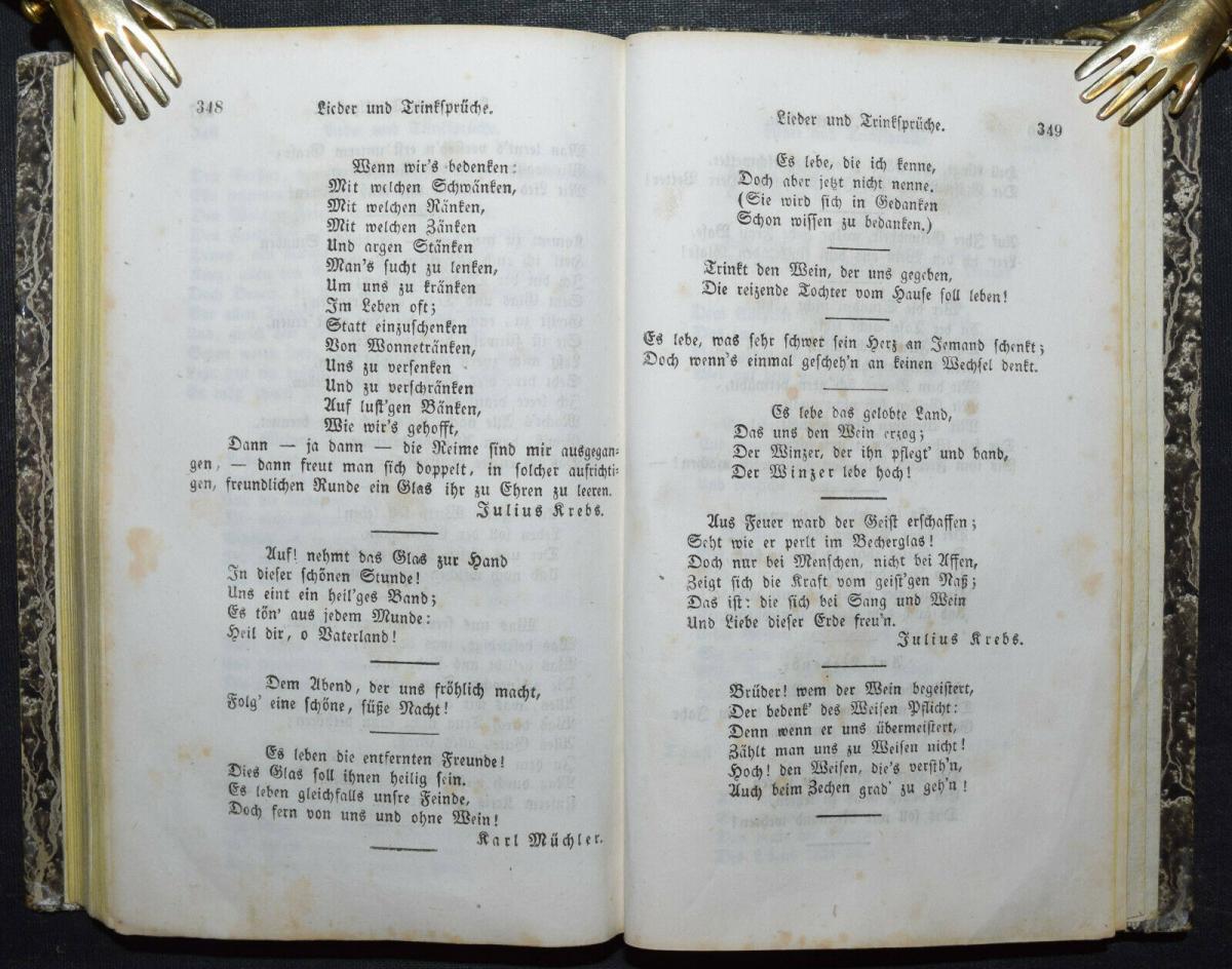 KARTEN-TRICKS RÄTSEL ZAUBEREI UM 1850- GESELLSCHAFTSBUCH FÜR FRÖHLICHE KREISE 6