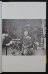 HANS WIMMER ZEICHNET MARTIN HEIDEGGER - 2003 - PHILOSOPHIE