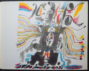 WENDLAND, BILDER UND GRAFIK AUS 15 JAHREN - MIT EINER ORIGINAL-LITHOGRAPHIE