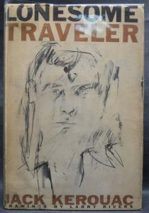 KEROUAC, LONESOME TRAVELER - FIRST EDITION - 1960