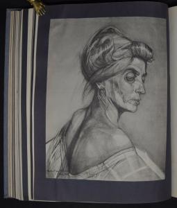 ART NOUVEAU MODELS - 1910 - 87 MOUNTED PLATES - JUGENDSTIL VORLAGENWERK Kunowski