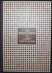 J. HOFFMANN – ROCHOWANSKI - SIGNIERT WIDMUNGSEXEMPLAR JUGENDSTIL