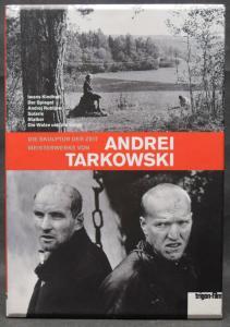 TARKOWSKI, 6 SPIELFILME IN ORIGINALVERSION MIT DEUTSCHEN UNTERTITELN - UDSSR