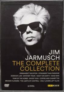 JARMUSCH – THE COMPLETE COLLECTION - 12 DVDS MIT BEIHEFT