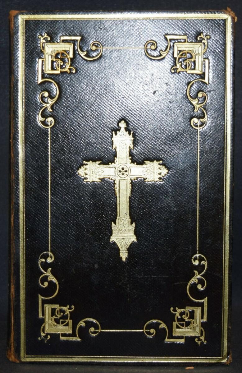 BIBLIA GERMANICA – DIE BIBEL ODER DIE GANZE HEILIGE SCHRIFT - UM 1845 0