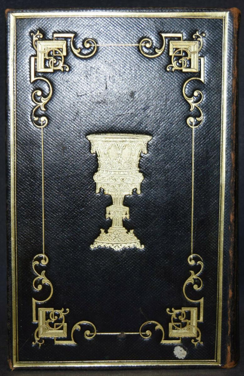 BIBLIA GERMANICA – DIE BIBEL ODER DIE GANZE HEILIGE SCHRIFT - UM 1845 2