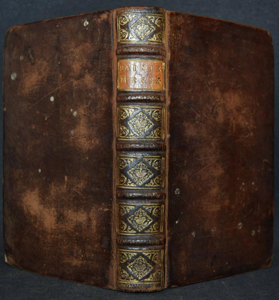 LE TOURNEU - DE LA MEILLEURE MANIÈRE D'ENTENDRE LA SAINTE MESSE - 1706 -LITURGIE 0