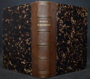 ADOLF STÖBER - ELSÄSSER SCHATZKÄSTEL - ERSTAUSGABE 1877 - ANTHOLOGIE - MUNDART