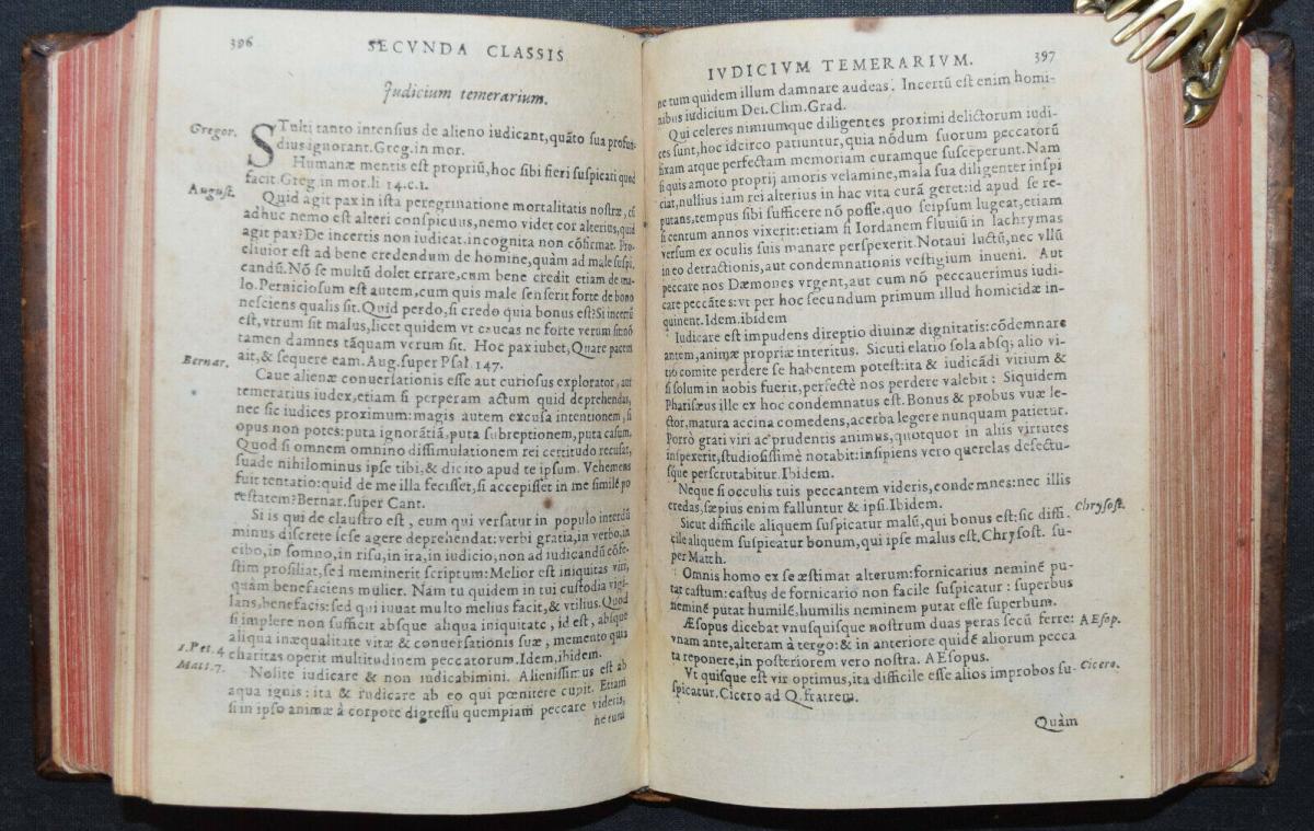 Luis di Granada - Silva locorum - 1586 5