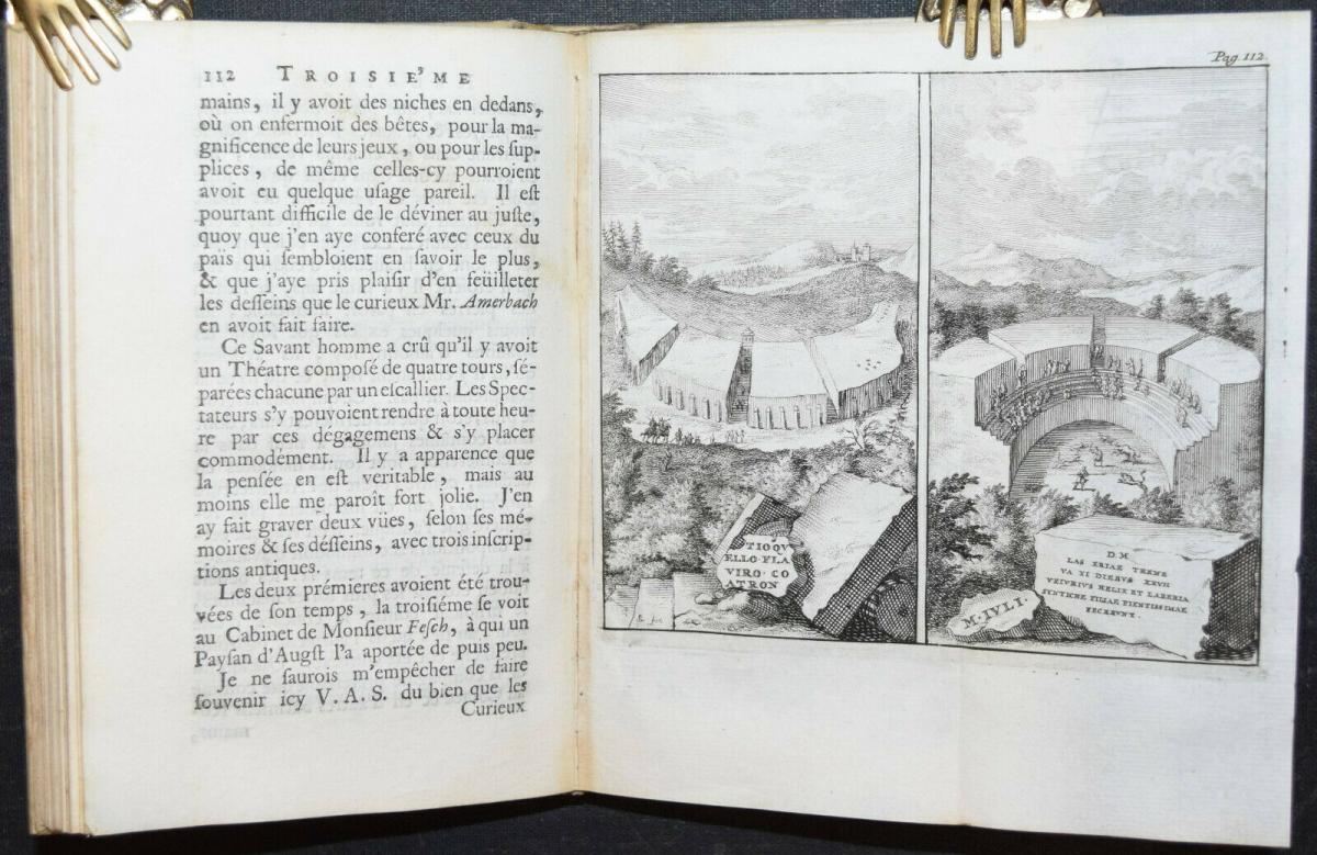 CHARLES PATIN - RELATIONS HISTORIQUES ET CURIEUSES WADE VOYAGES - 1695 - REISE 4