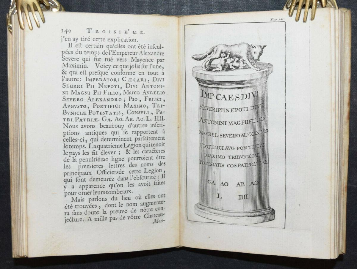 CHARLES PATIN - RELATIONS HISTORIQUES ET CURIEUSES WADE VOYAGES - 1695 - REISE 6