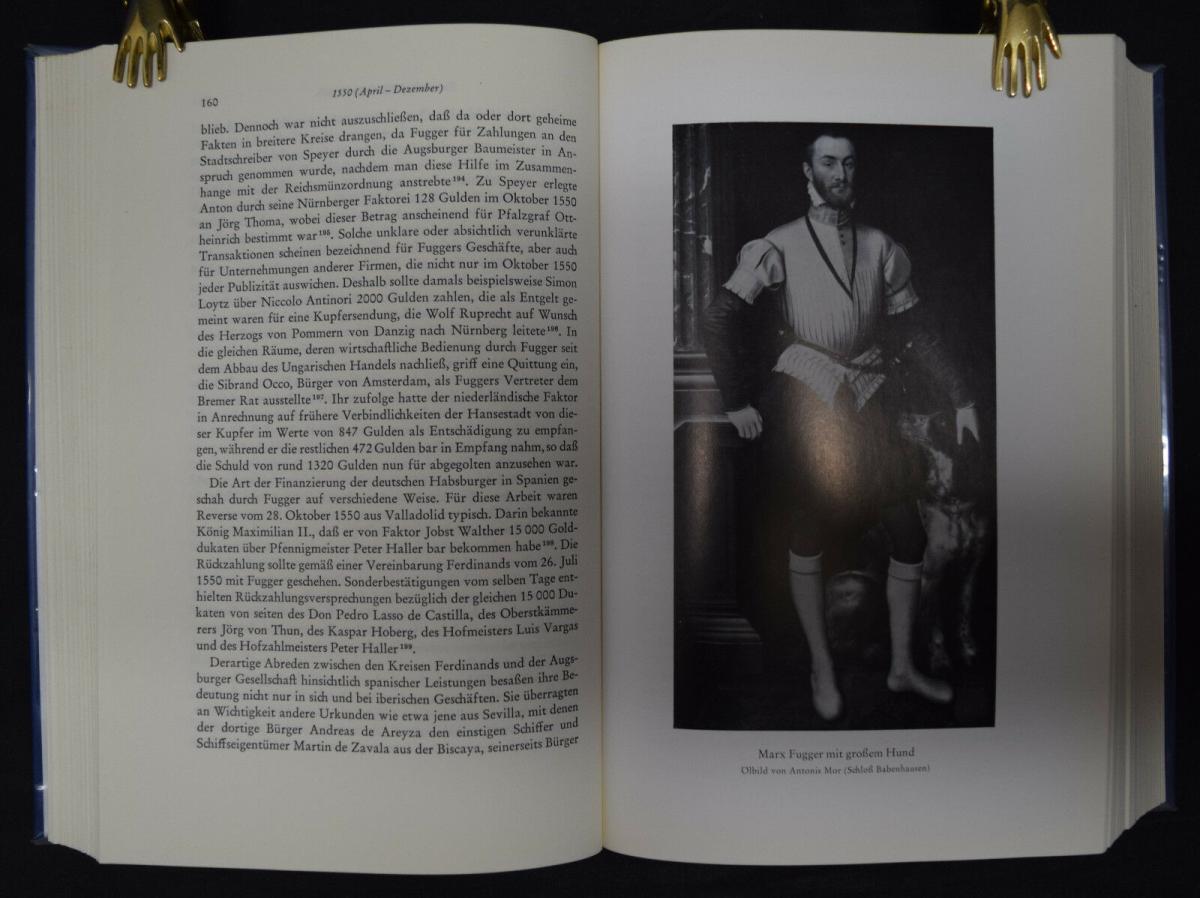 Anton Fugger - Die letzten Jahre - Handelsgeschichte - Biographie - G.Pölnitz 10