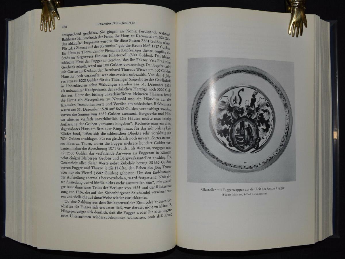 Anton Fugger - Die letzten Jahre - Handelsgeschichte - Biographie - G.Pölnitz 11