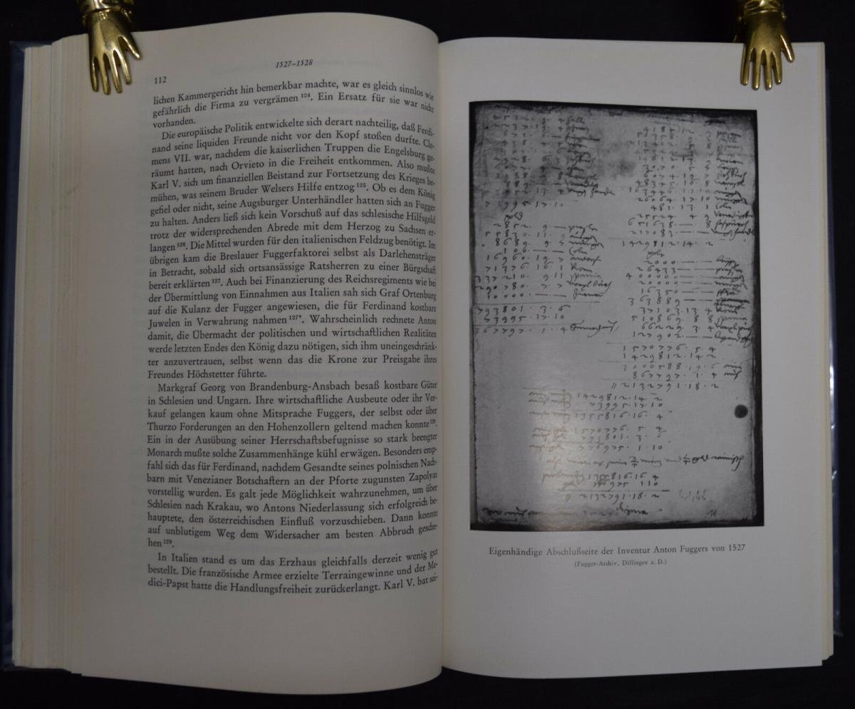 Anton Fugger - Die letzten Jahre - Handelsgeschichte - Biographie - G.Pölnitz 3