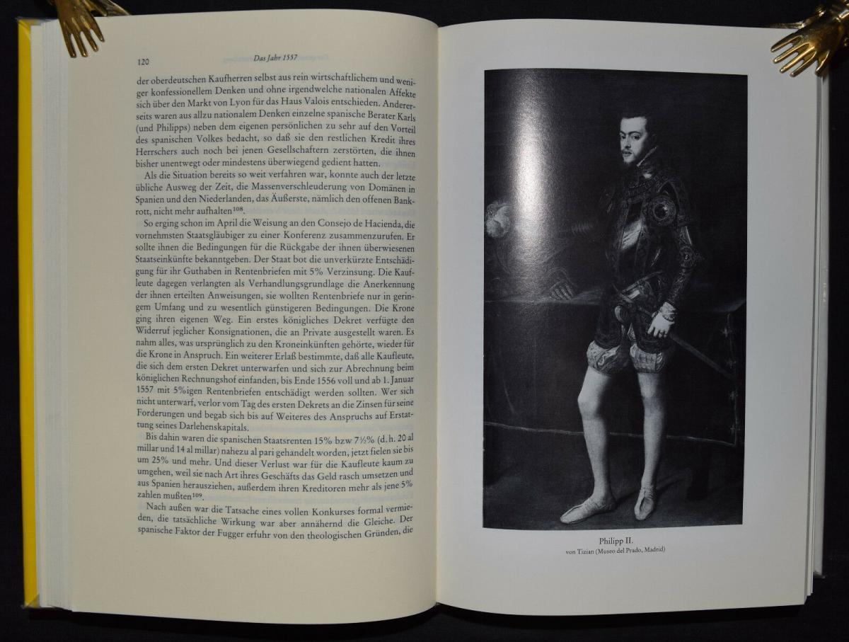 Anton Fugger - Die letzten Jahre - Handelsgeschichte - Biographie - G.Pölnitz 4