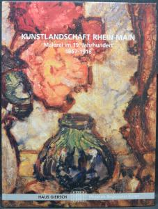 Kunstlandschaft Rhein-Main - Manfred Großkinsky - 2001 - Malerei