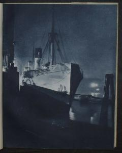 JOHN MORRISON - LONDON NIGHT - ERSTAUSGABE 1934
