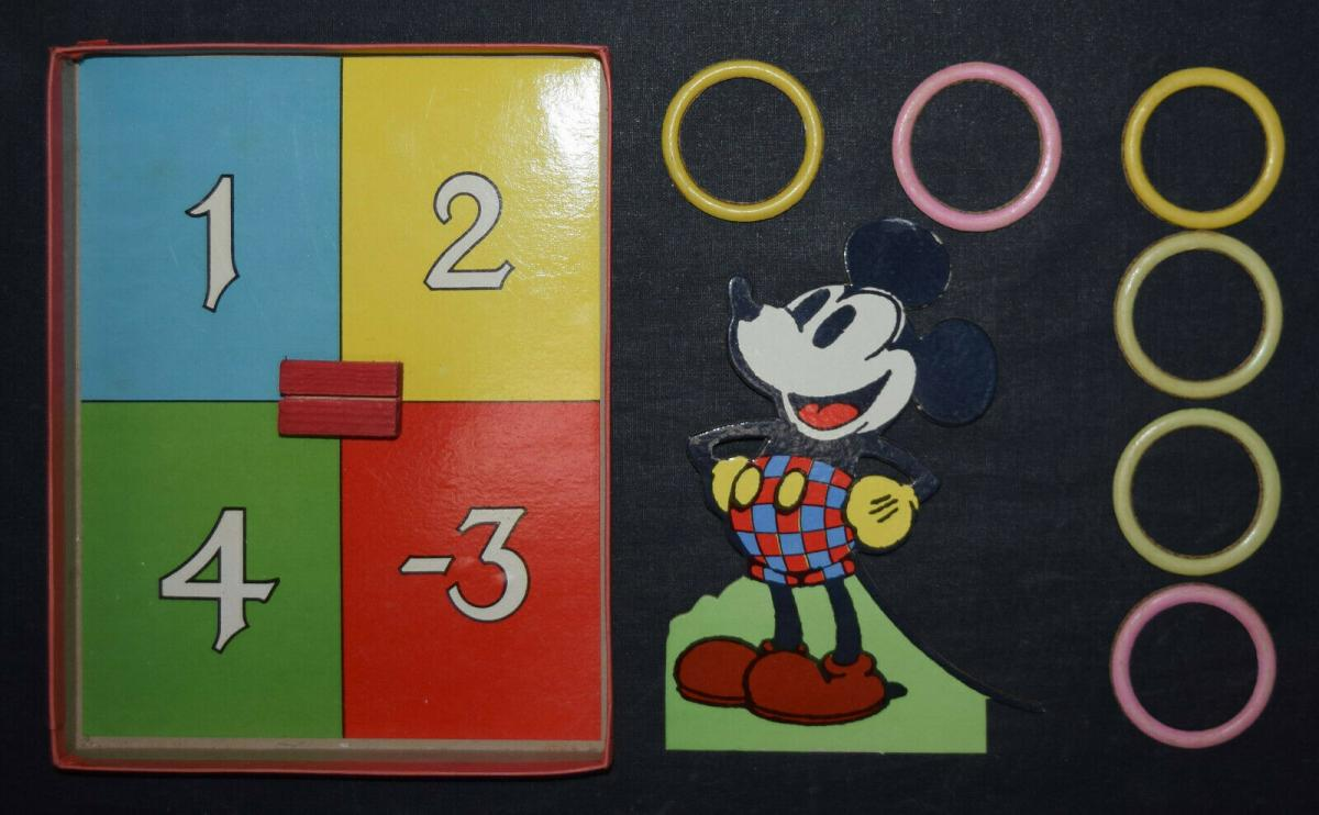 Mickey Maus Spiele
