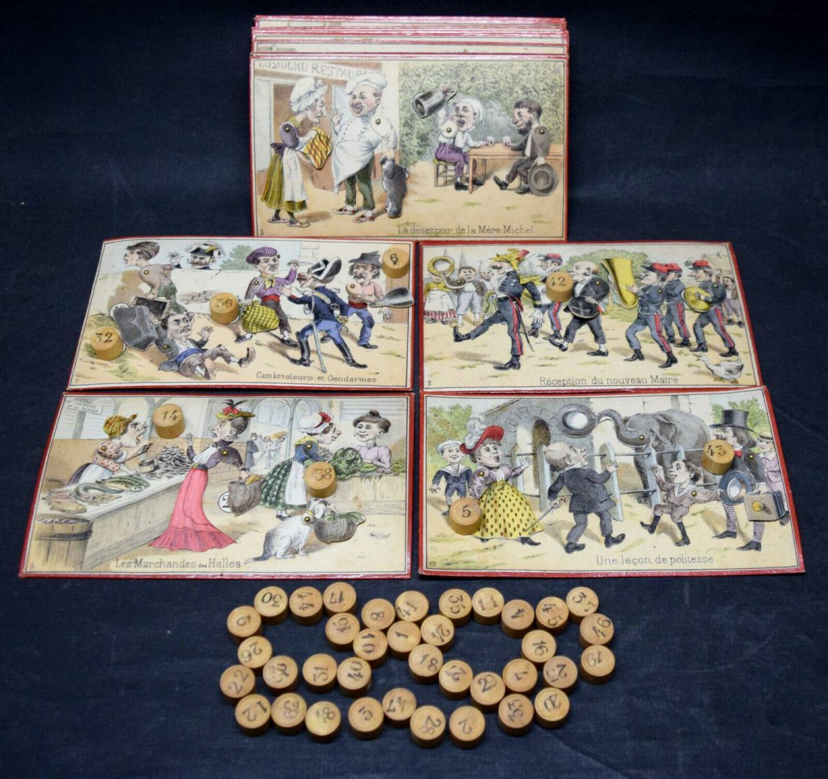 Lotto Kinderspiel