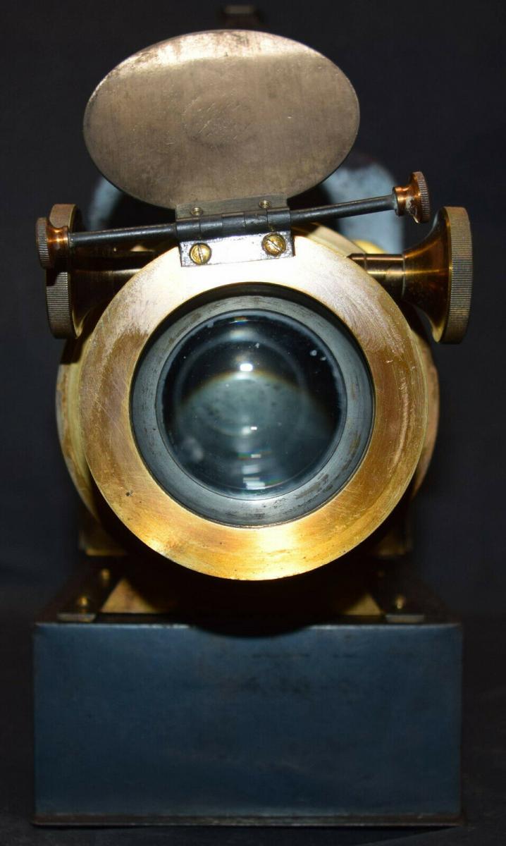 LATERNA MAGICA – HELIOSCOPIC LATERN um 1860 - GLAS-DIAS PROJEKTOR PROJECTOR 3