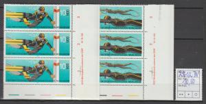 DDR-Druckvermerke:: Tauchsport (1985) DV