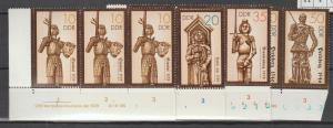 DDR-Druckvermerke:: Rolandsäulen (1987) DV