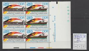 DDR-Druckvermerke:: Fähre Klaipeda (1986) DV