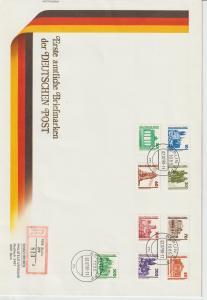 DDR Schmuck-FDC