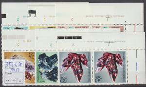 DDR-Druckvermerke:Minerale (1972)