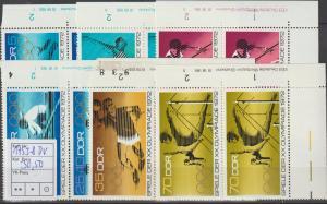 DDR-Druckvermerke:Olympische Sommerspiele (1972)