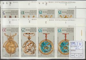 DDR-Druckvermerke: Himmelsgloben (1972)