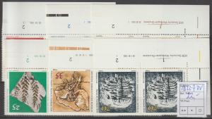 DDR-Druckvermerke: Museum für Naturkunde (1973)