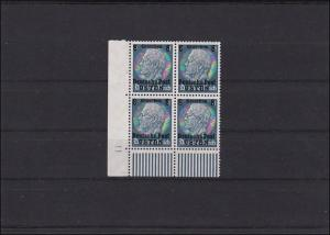 Generalgouvernement (GG) 8 Gr.  Eckrand Block Hindenburg **