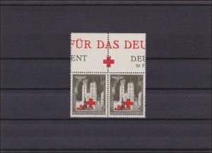 Generalgouvernement (GG) Rotes Kreuz dekoratives waagrechtes Paar