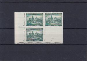 Böhmen & Mähren **, postfrisch, MiNr. 35 , Leerfeld, Stern