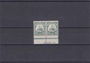 Deutsche Kolonien: Karolinen; A Z1: HAN 3154-19