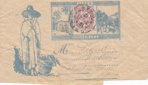 Frankreich: 1912 Oran Algerie nach Frankreich