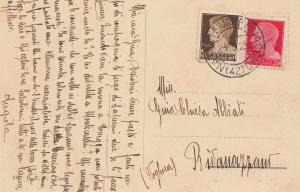 Italien: 1929: Ansichtskarte Lago di Como