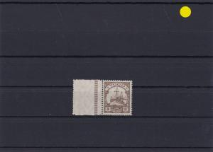 Deutsche Kolonien: Togo: MiNr. 20LF, durchgezähntes Leerfeld, postfrisch, Luxus