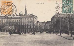 Lettland: 1929: Ansichtskarte Riga