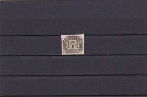 NDP: MiNr. D9, gestempelt, Briefstück, Signaturen