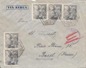 Spanien: 1956: Madrid nach Basel