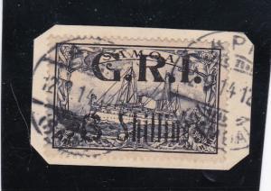 Samoa: MiNr. GRJ, MiNr. 12, , gestempelt