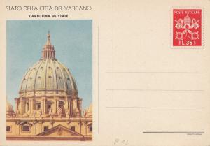 Vatikan: Ganzsache